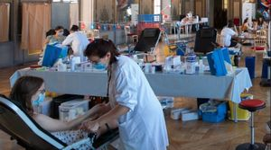 Emploi : l'EFS Grand Est lance une campagne de recrutement