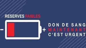 Don de sang : une collecte dans les Grands salons de l'Hôtel de ville de Nancy avec animations et collation gourmande