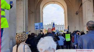 Manifestation de samedi contre le pass sanitaire à Nancy : Arnaud Cochet et Mathieu Klein déplorent des débordements