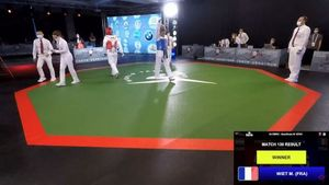 JO Tokyo : Magda Wiet-Henin battue en 8es de finale