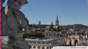 Nancy : la Ville lutte contre les nuisances de la pollution lumineuse