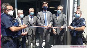 Nancy :rue Saint Nicolas, un nouveau bureau de la sécurité et de la proximité a ouvert ses portes