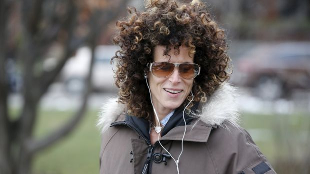 """Bill Cosby accuser Andrea Constand: """"We urge all victims to have their voices heard,"""" she said. Photograph: Mark Blinch/Reuters"""