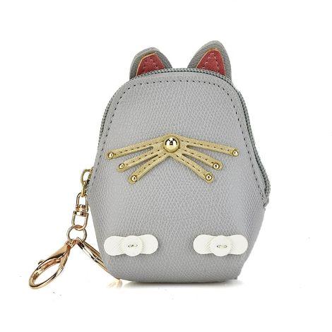 Γκρι πορτοφολάκι CAT01