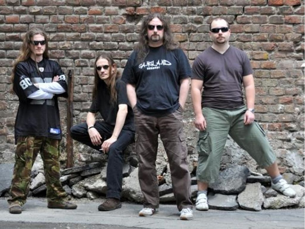 213 - Hungarian Slayer Tribute Band