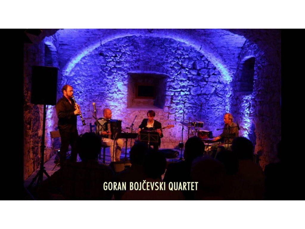 Goran Bojcevski Quartet