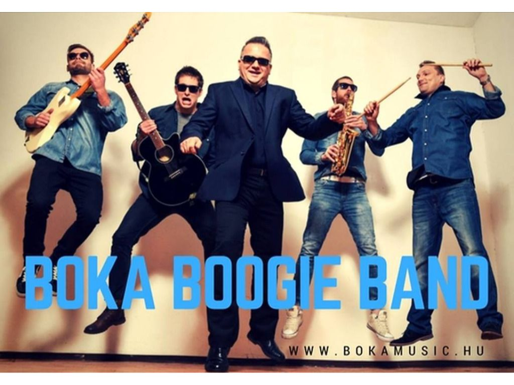 Boka Boogie Band