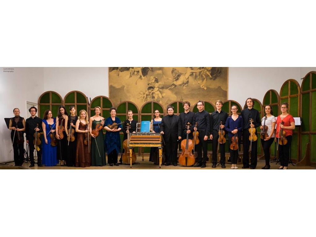 Budapest Bach Consort &...