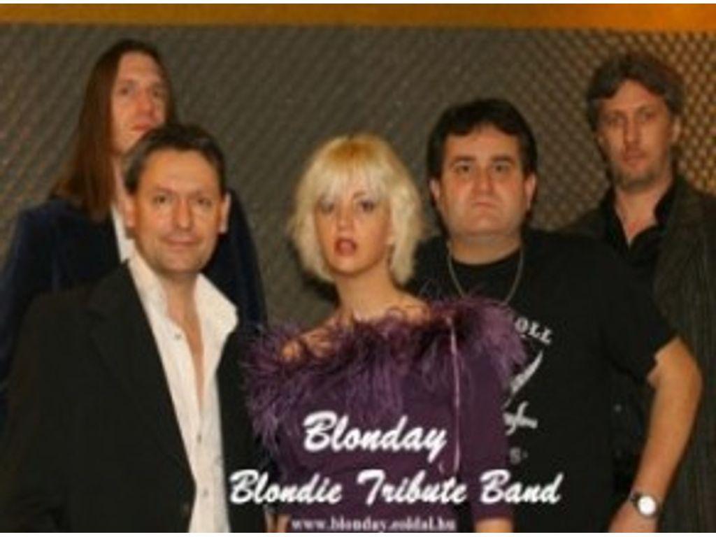 Blonday
