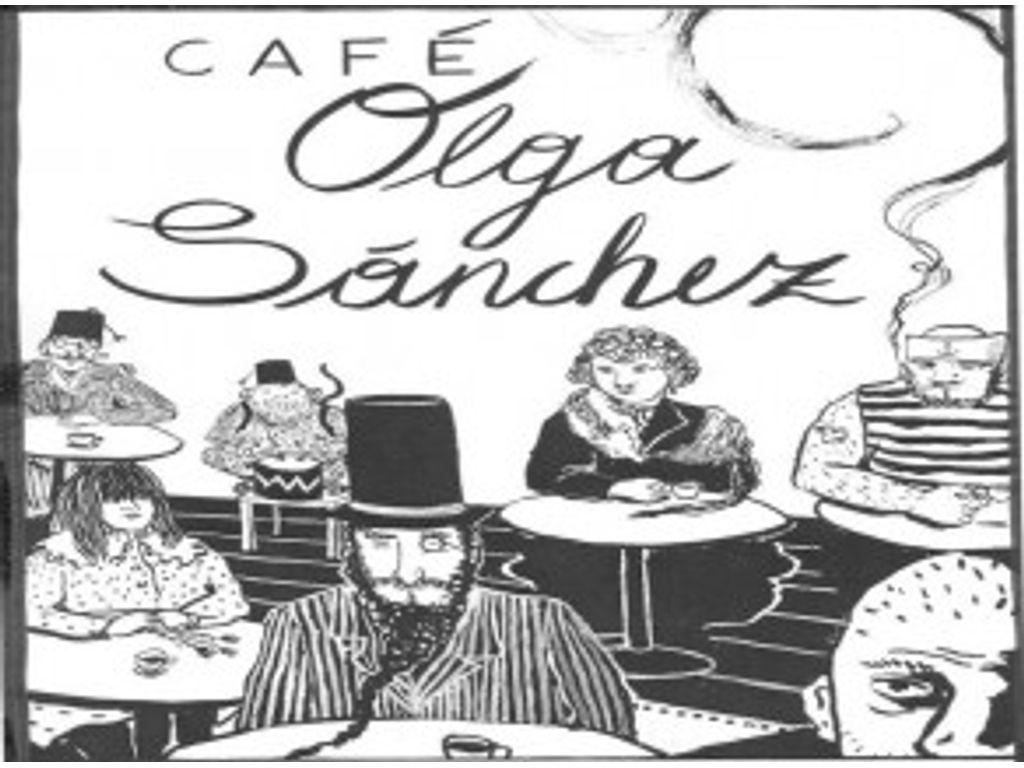Cafe Olga Sanchez