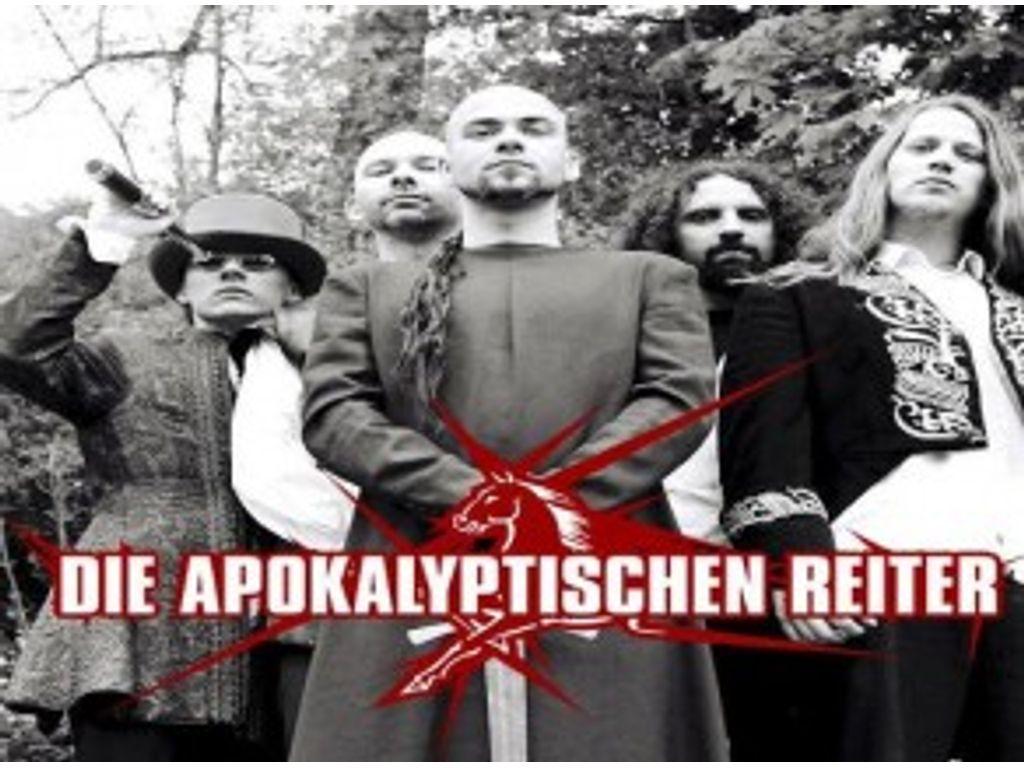 Die Apokalyptischen Reiter