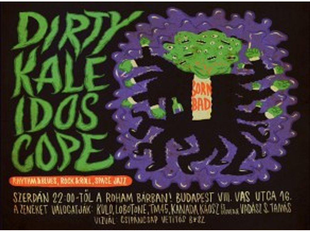 Dirty Kaleidoscope
