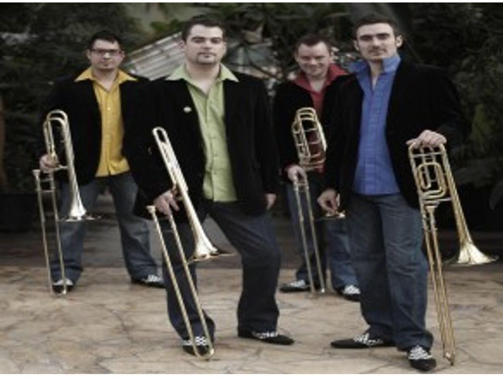 Four Bones Harsonakvartett