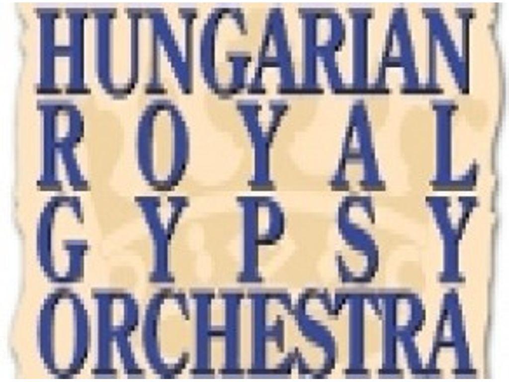 Hungarian Royal Gypsy Orchestra