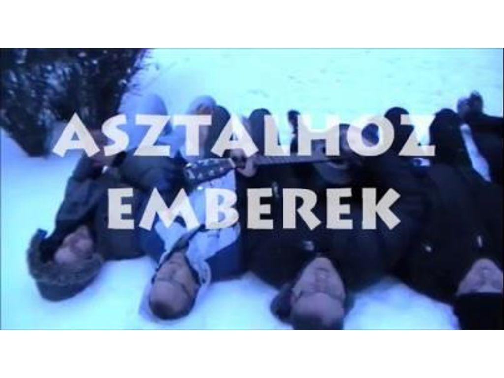 Asztalhoz Emberek (Kispál Tribute Band)