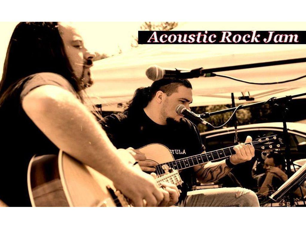 Acoustic Rock Jam