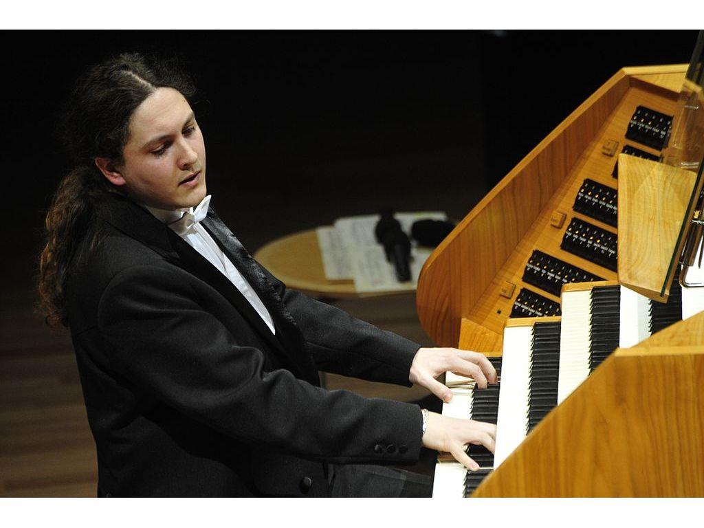 Szabó Balázs orgonaművész