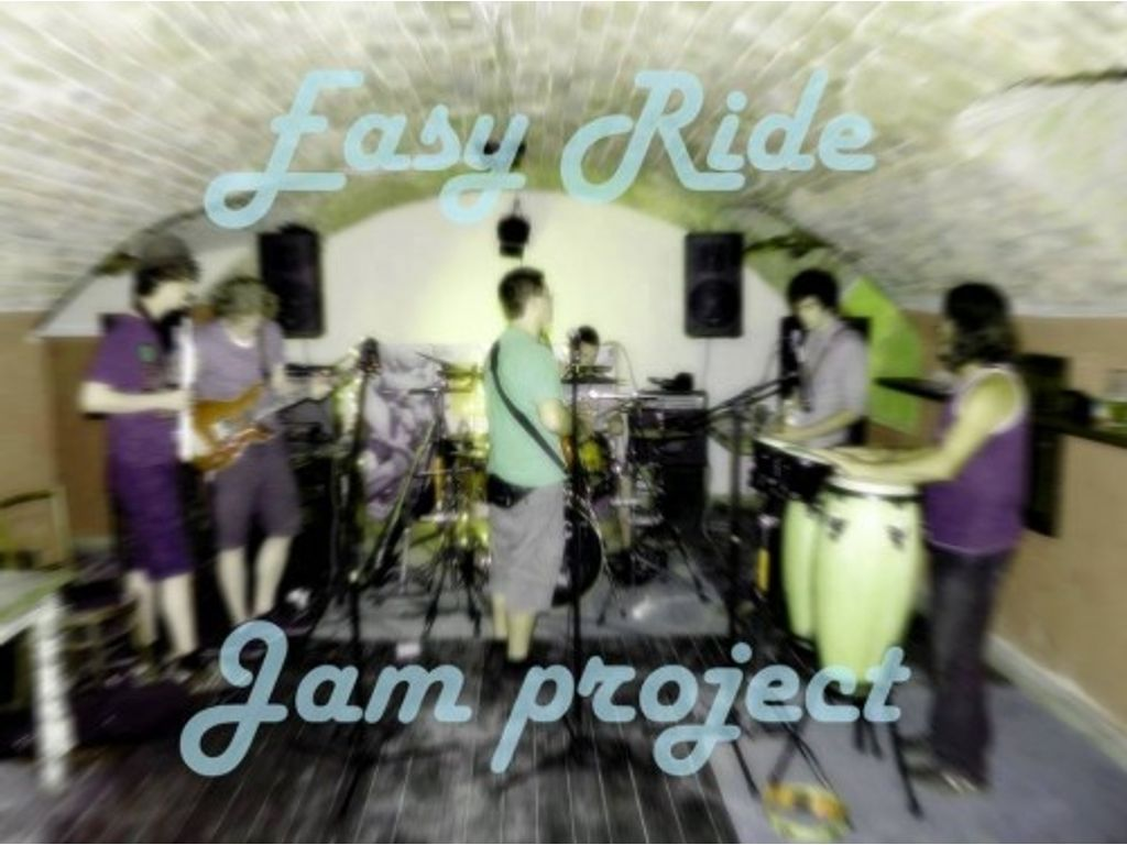 Easy Ride Jam Project