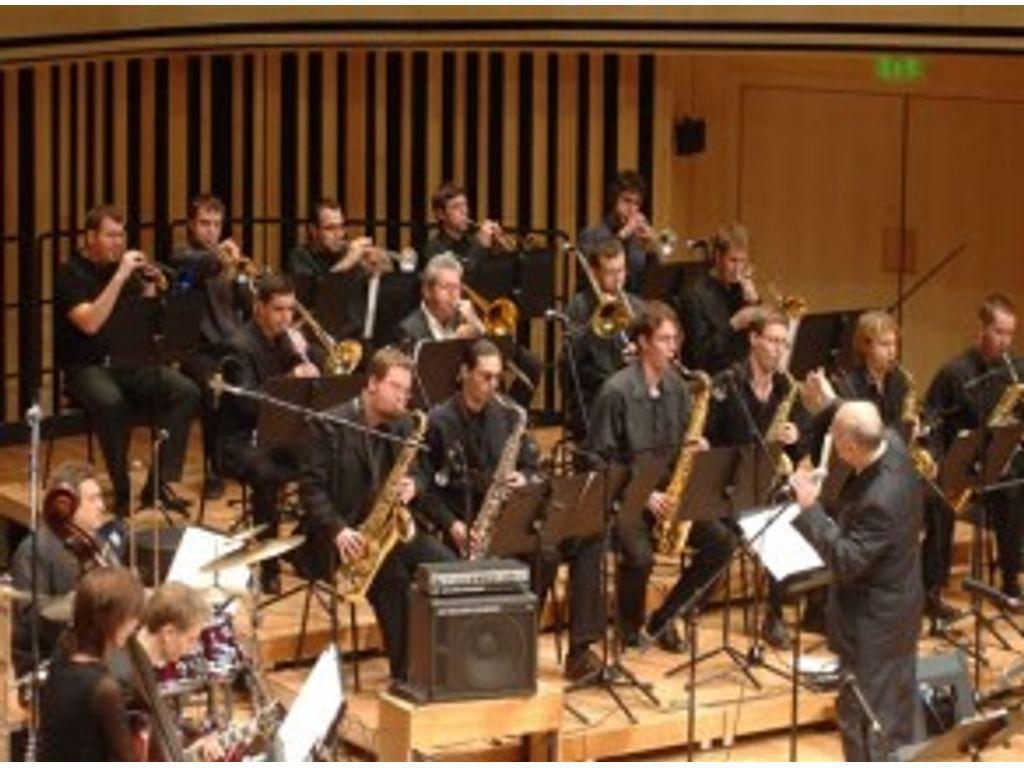 Liszt Ferenc Zeneművészeti Egyetem Big Bandje