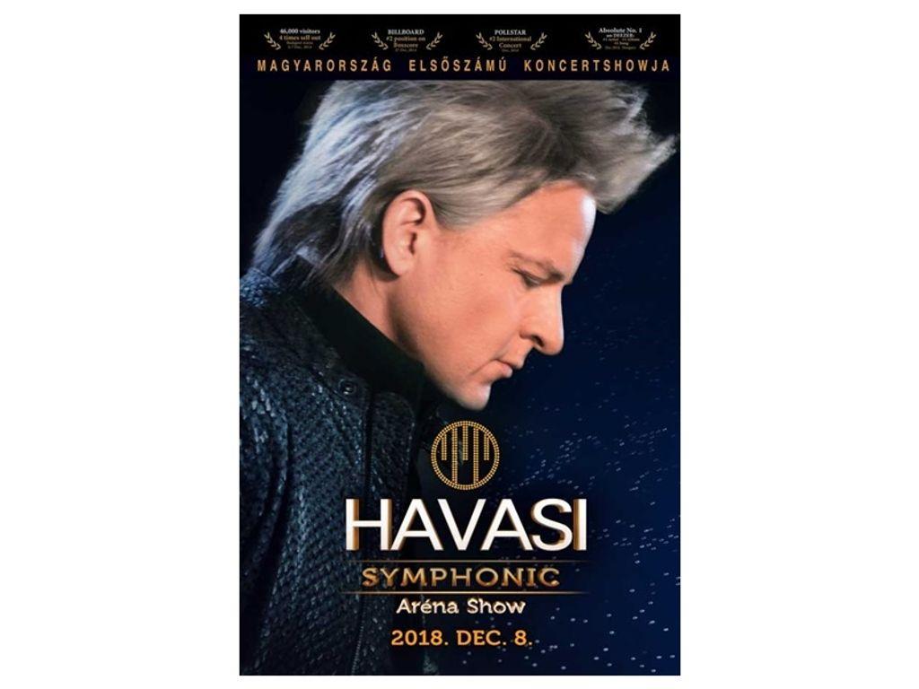 HAVASI Symphonic Aréna Show 2018