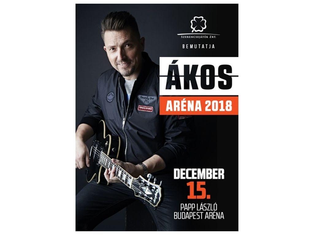 ÁKOS ARÉNA 2018