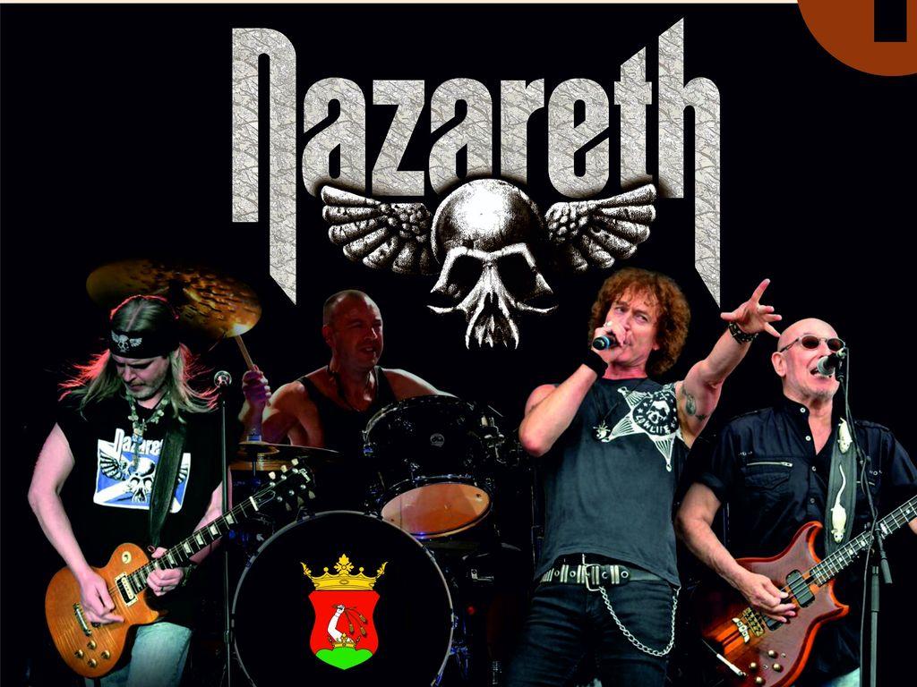 NAZARETH KONCERT - Rock Legendák Mezőkövesden 1.