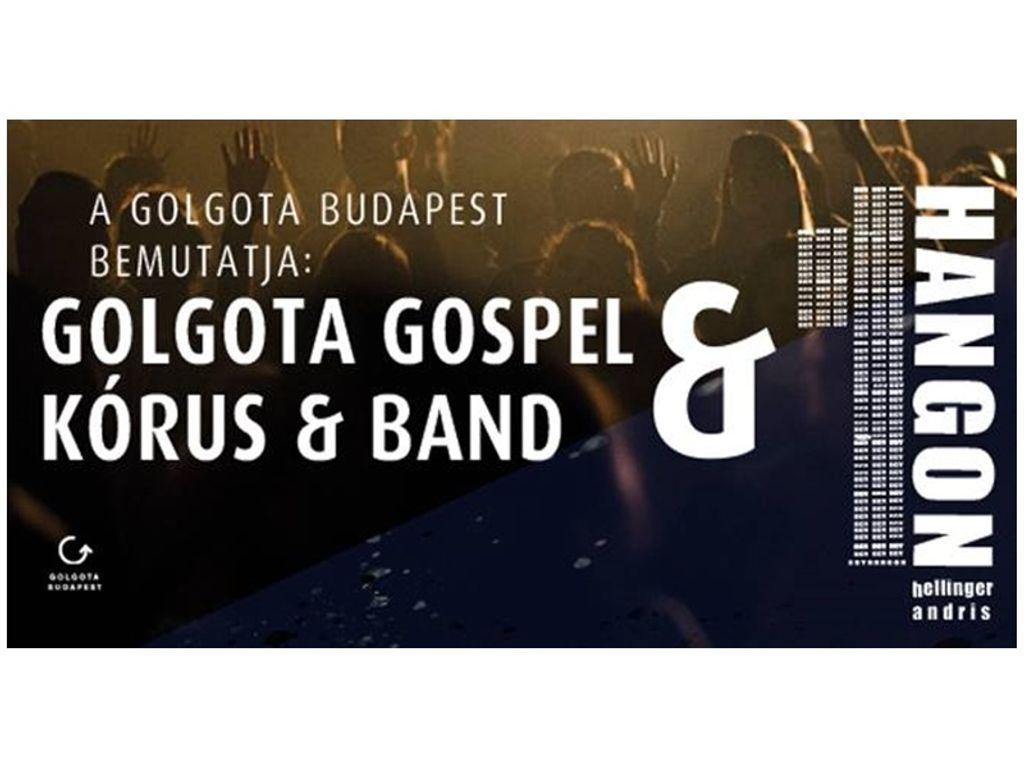 Golgota Gospel Kórus & 1Hangon Koncert