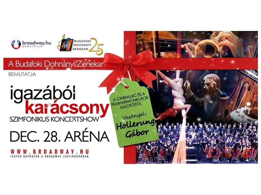 Igazából Karácsony - Szimfonikus koncert show