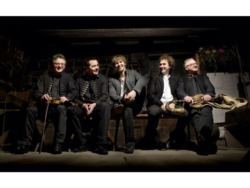 Héttorony Fesztivál 2018 - Volosi, Borbély-Dresch Quartet