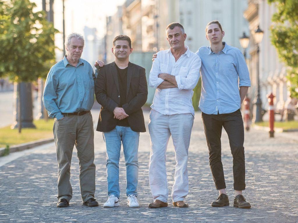 Dresch Quartet