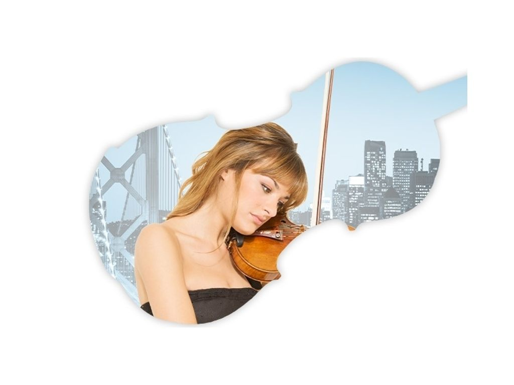 NICOLA BENEDETTI és a San Francisco Szimfonikus Ifjúsági Zenekar