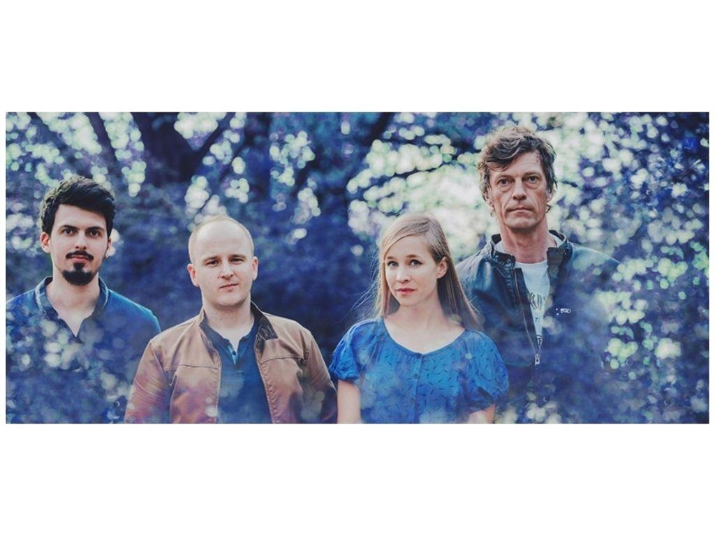 Harcsa Veronika–Gyémánt Bálint Quartet