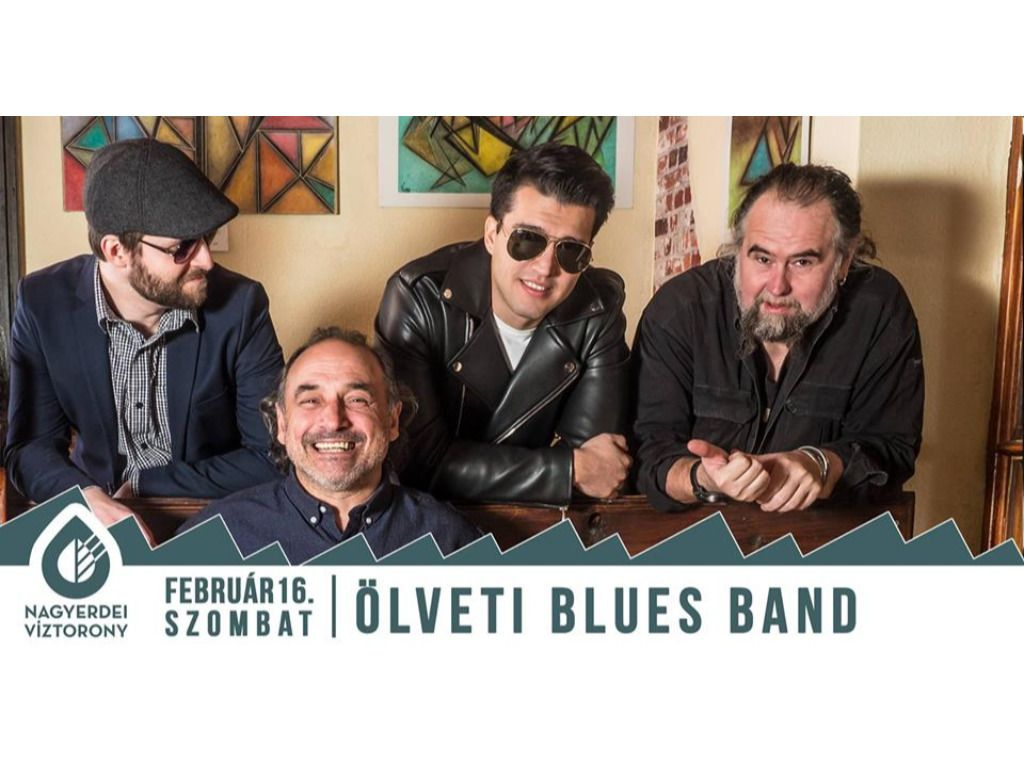 Ölveti Blues Band