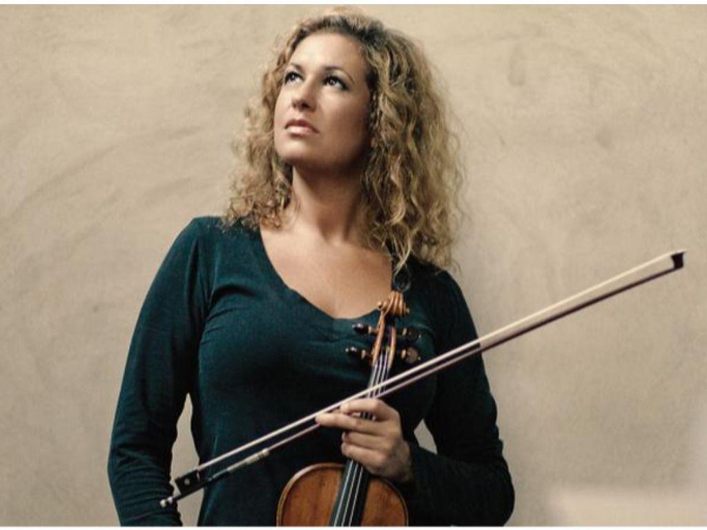 Gwendolyn Masin hegedűkoncertje / BTF 2019
