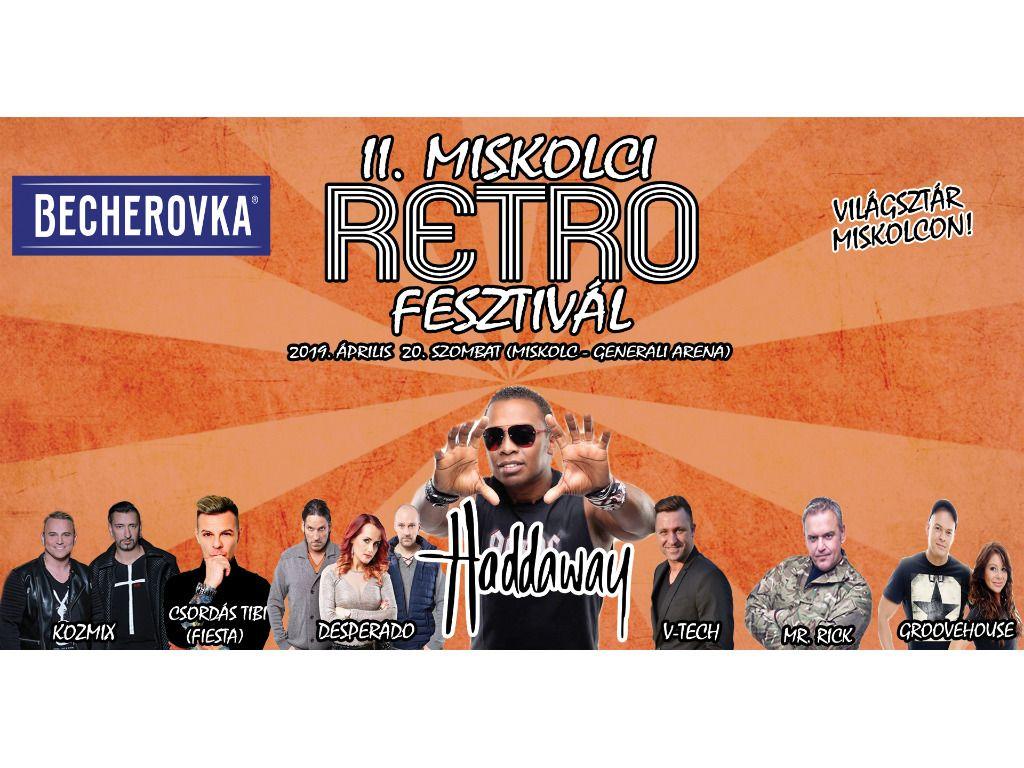 II. Miskolci Retro fesztivál