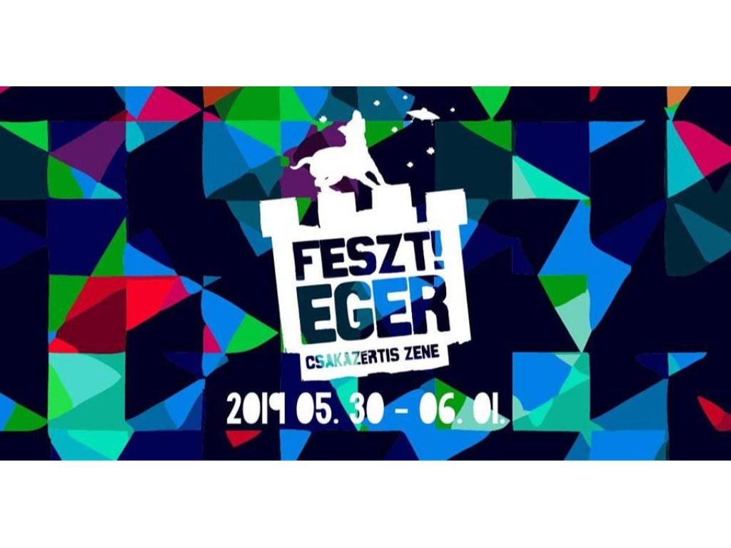 Feszt!Eger 2019 - Csakazértis zene (május 31. péntek)