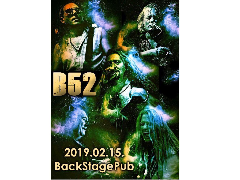 B52 koncert