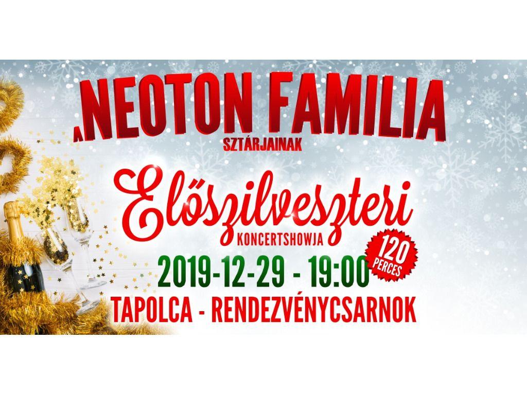 Neoton Familia sztárjai