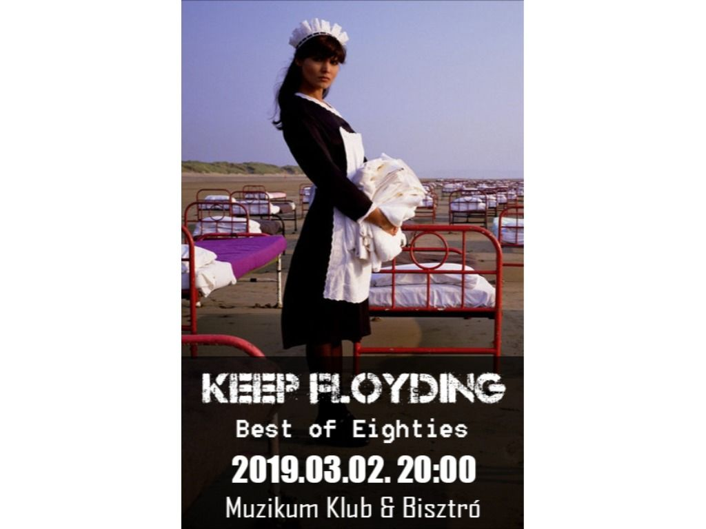 Keep Floyding - Back to the 80's // Pink Floyd időgép a...