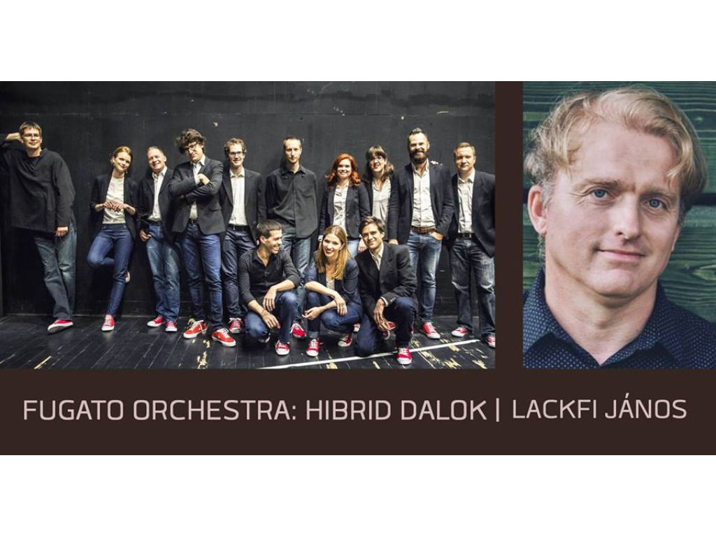 Fugato Orchestra | Lackfi János