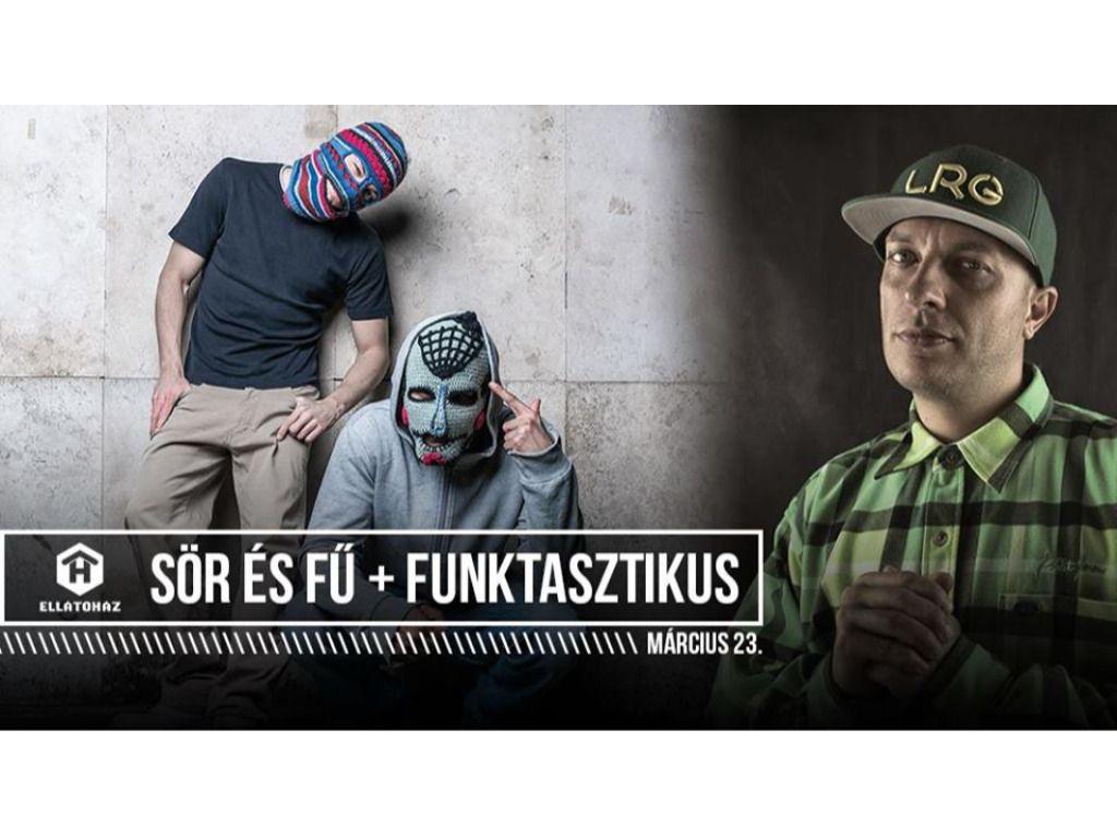 Sör és Fű + Funktasztikus - ELLÁTÓház