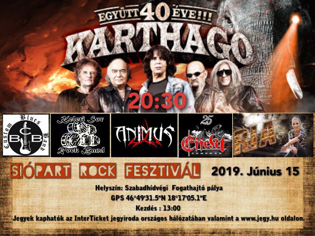 SIÓPART ROCK FESZTIVÁL