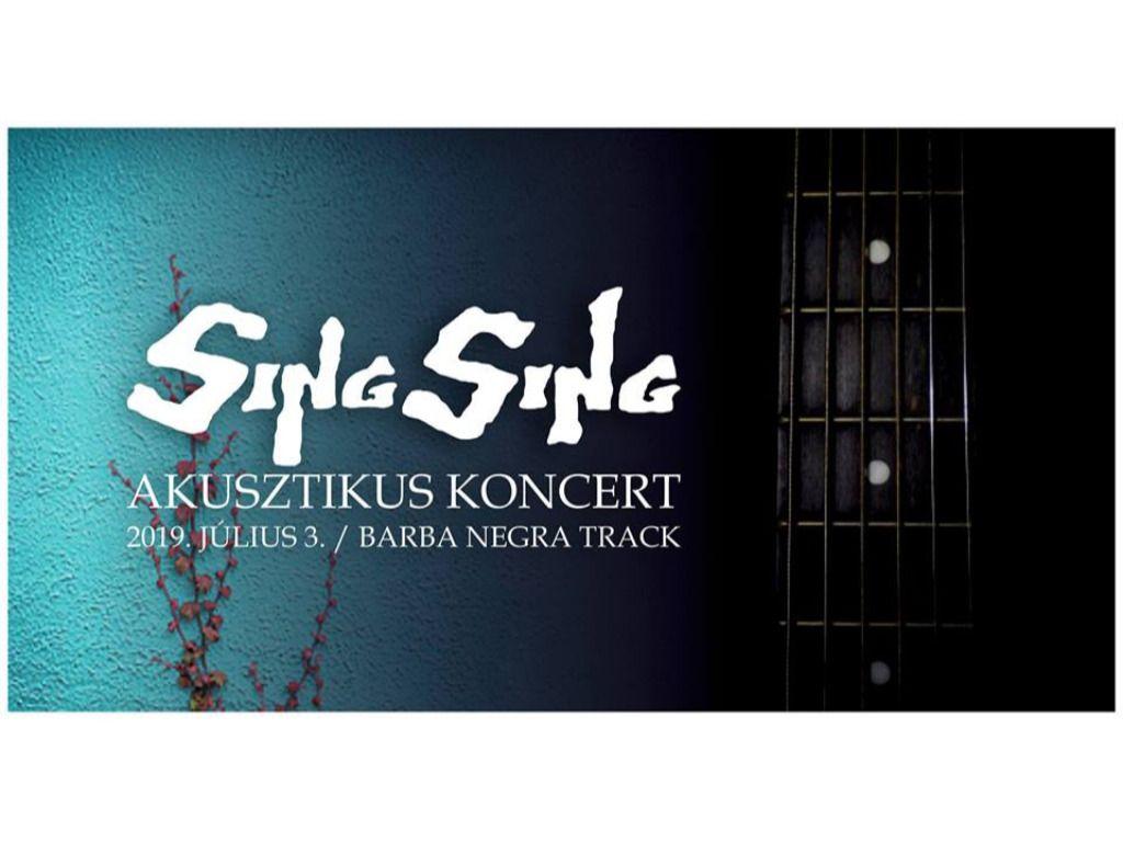 SING SING Akusztikus Koncert