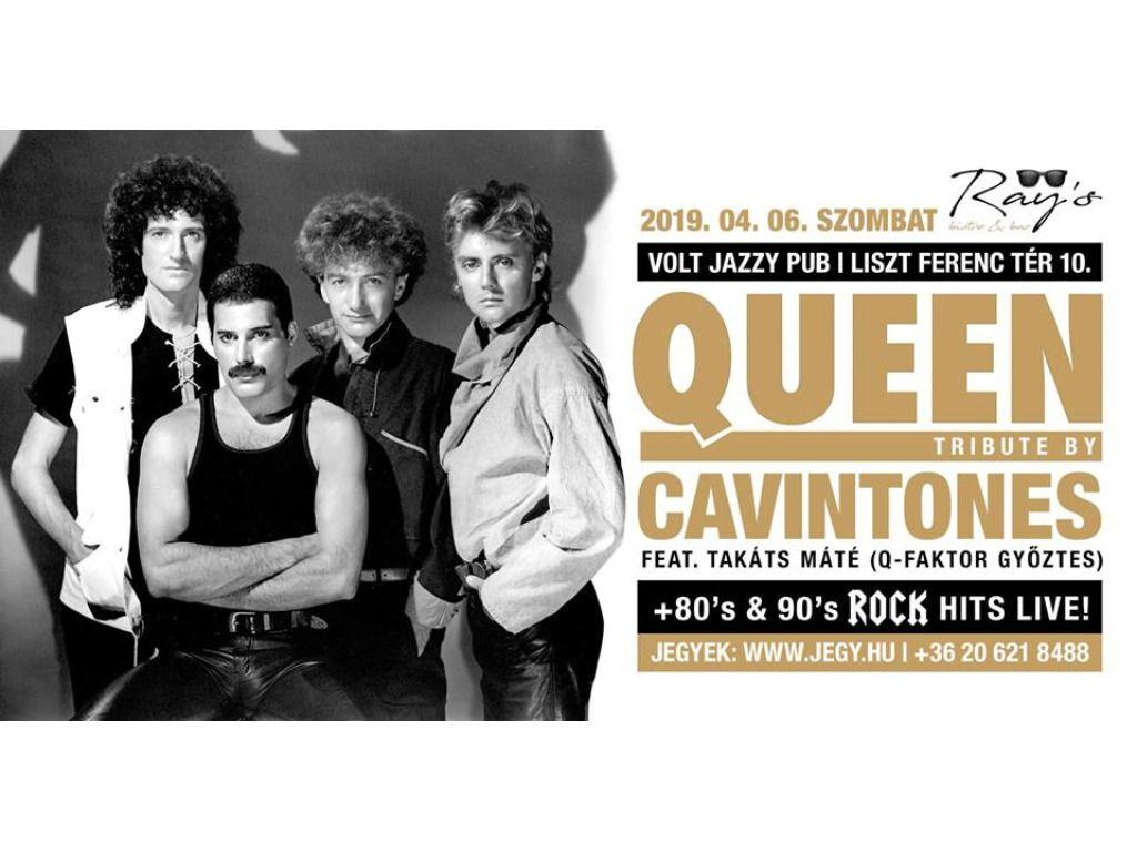 Cavintones QUEEN Tribute + 80's & 90's Hits!
