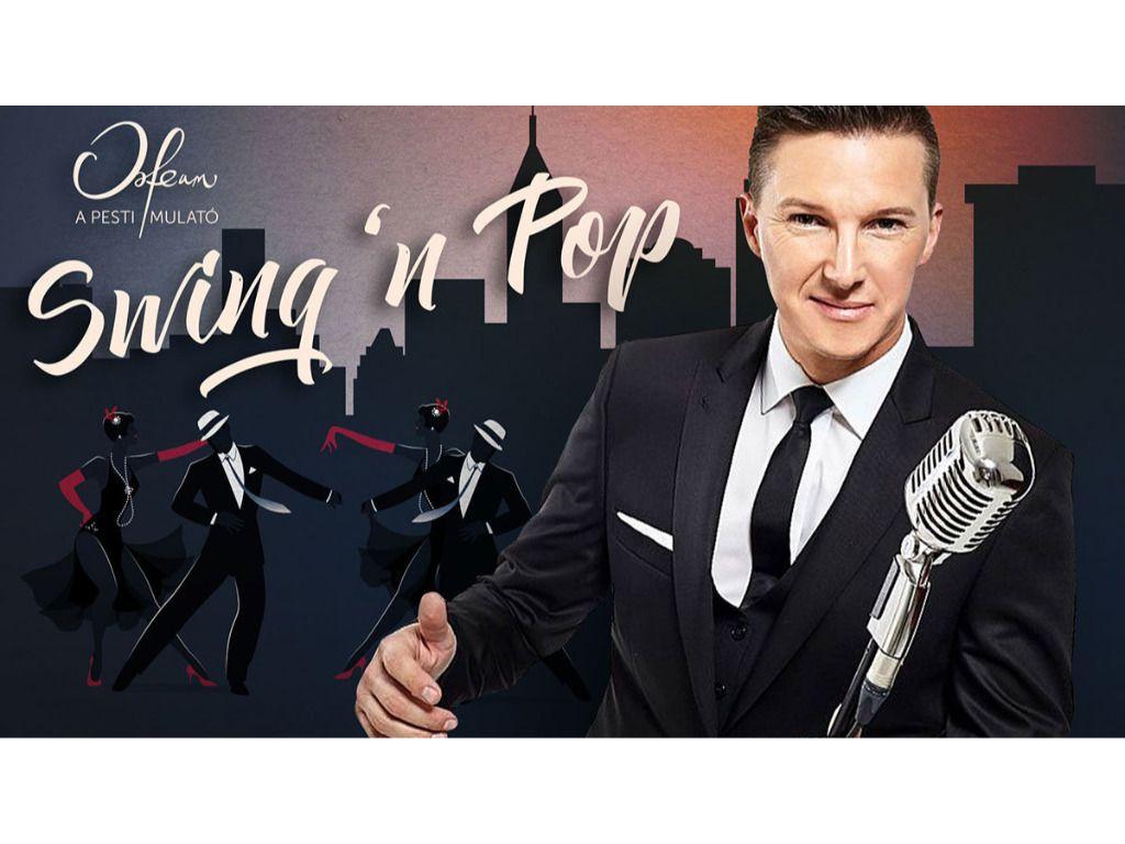 Koncert + Tapas tál - Swing & Pop - Gájer Bálint estje
