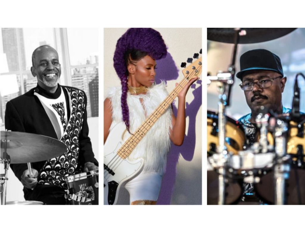 Nik West Band, Dennis Chambers & Tommy Campbell
