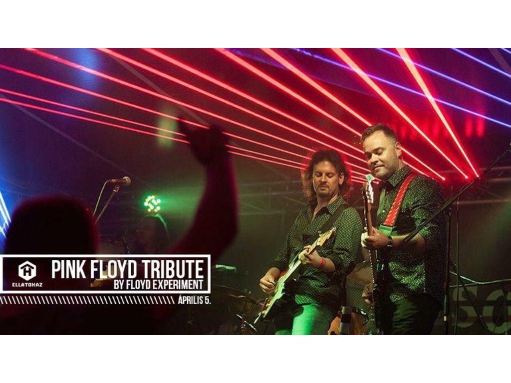 Pink Floyd Tribute by Floyd Experiment - ELLÁTÓház