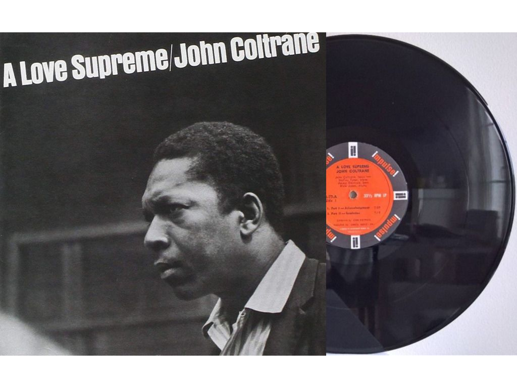 MAO – Legendás albumok:  John Coltrane -  A Love Supreme
