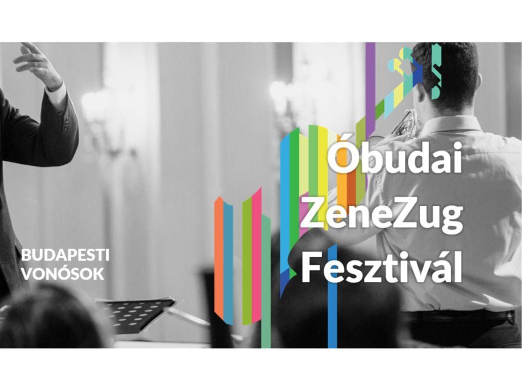Óbudai ZeneZug Fesztivál / Kerti mulatság