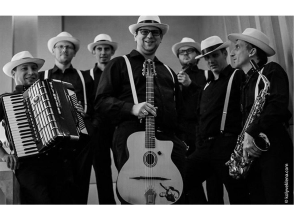 Barokk Randevú '19 - Swing a la Django & Talamba